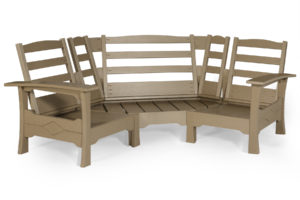 Decks Plus - Poly Furniture Corner Sofa