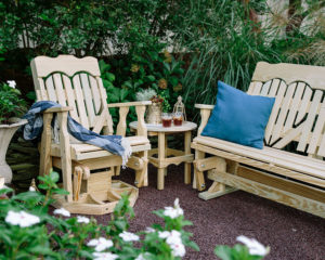 Decks plus - Wooden Poly Furniture