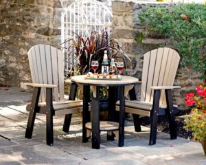 Decks Plus - Poly Furniture Bistro Set