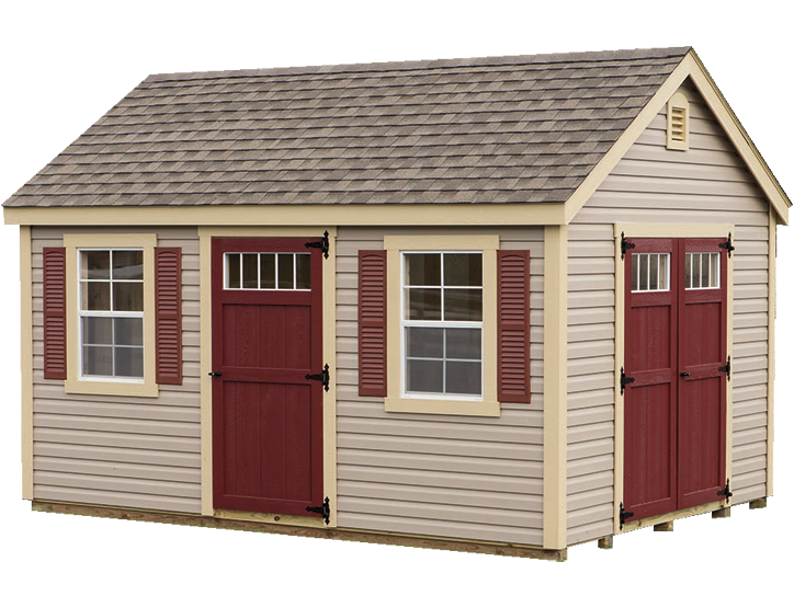 Decks Plus Custom Designed Sheds