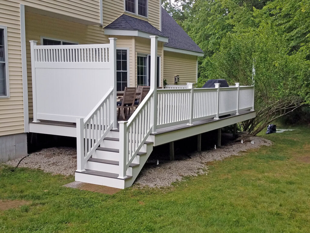 Deck Install Westborough - Decks Plus