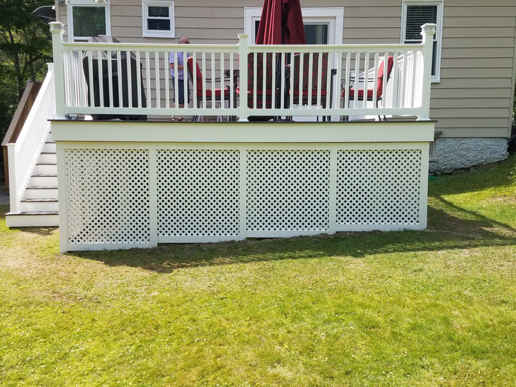 Deck Install Auburn - Decks Plus