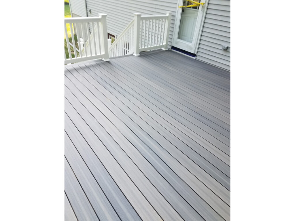 Deck Install Framingham - Decks Plus