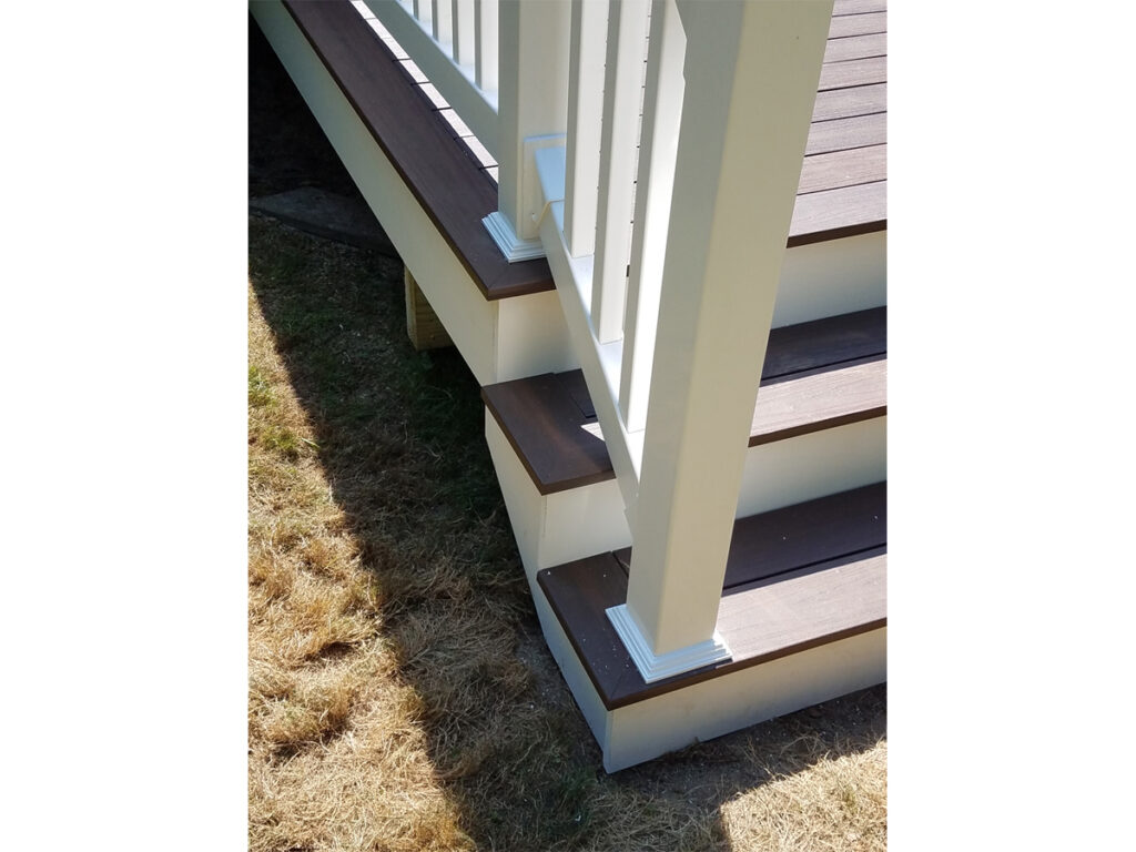 Deck Install Natick - Decks Plus