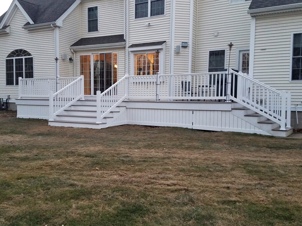 Deck Install Hopkinton - Decks Plus